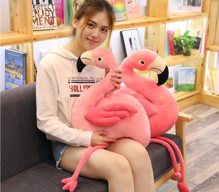 Flamingo Stuffed Animal Soft Plush Toy