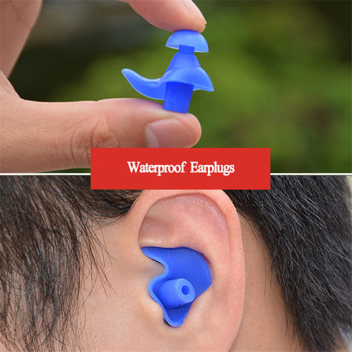 Swimming Ear Plugs Sports Accessories