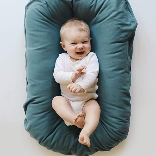 Snuggle Nest Portable Infant Sleeper Bed