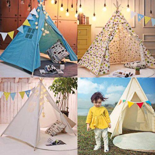 Teepee Tent For Kids Wigwam