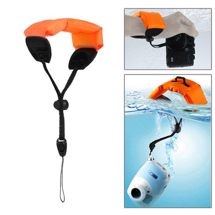 Camera Wrist Strap for Underwater Camera