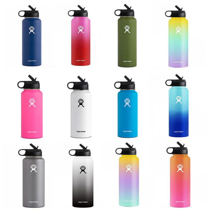 Stainless Steel Water Bottle Portable Container