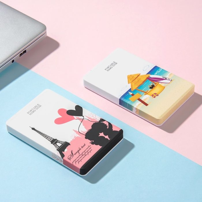External Hard Disk Portable Hard Drive