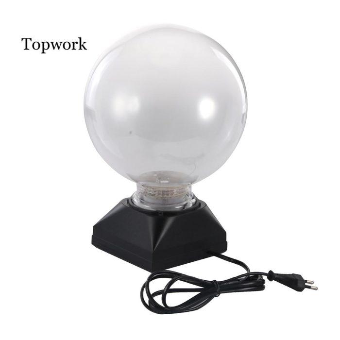 Plasma Ball Lamp Creative Magic Light