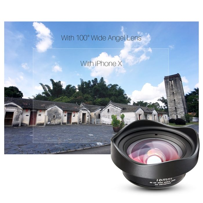 Wide Angle Lens For Mobile Phone