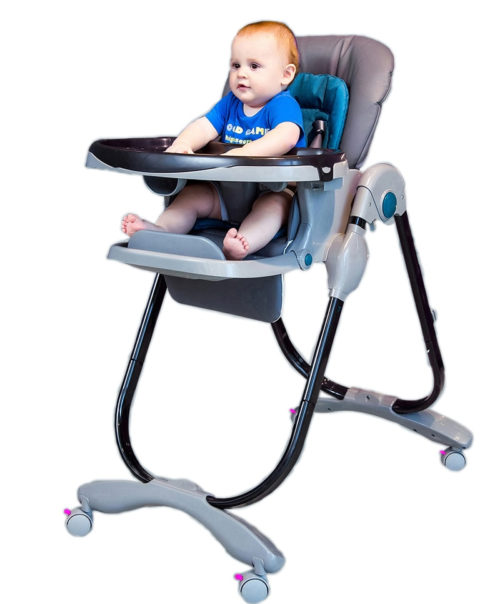 Foldable High Chair Multi-purpose Seat