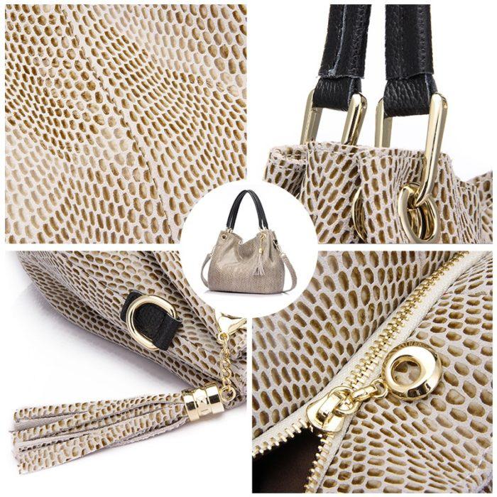 Shoulder Tote Bag Ladies Handbag