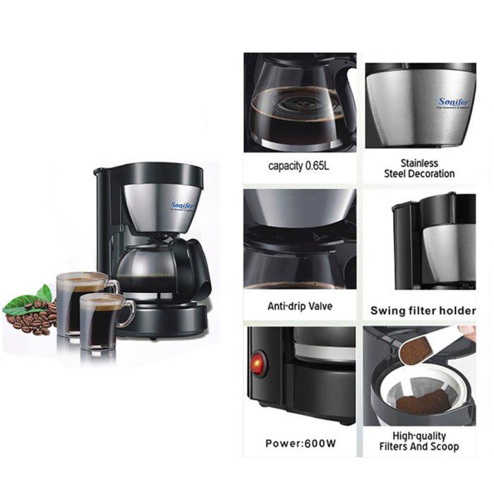 Drip Coffee Maker Espresso Machine