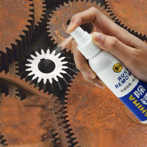 Rust Remover Spray Cleaning Solution