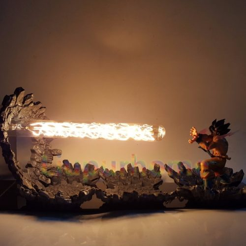 Dragon Ball Z Lamp LED Night Light
