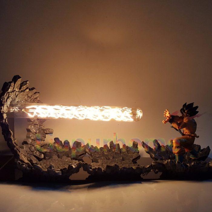 Dragon Ball Z Lamp LED Night Light