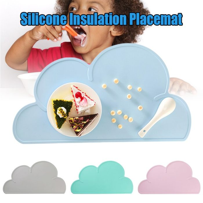 Silicone Placemat Waterproof Pad