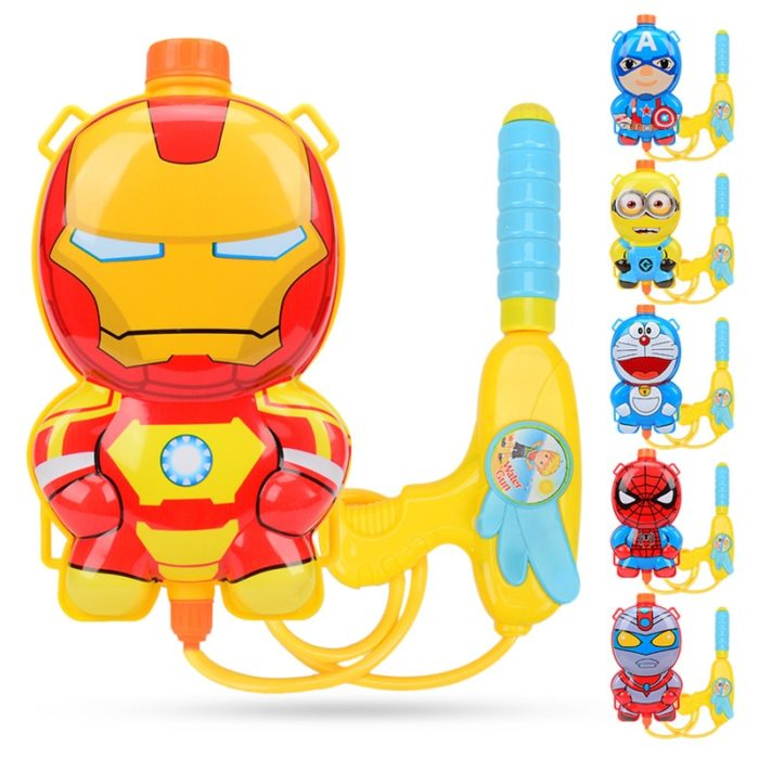 Backpack Water Gun Beach Toys