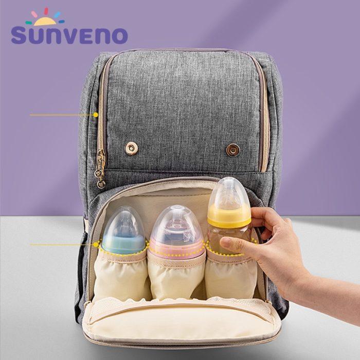Backpack Changing Bag Diaper Rucksack