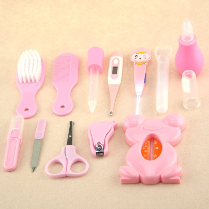 Baby Care Kit Grooming Tools