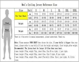 Cycling Jersey Men's Biking Clothes