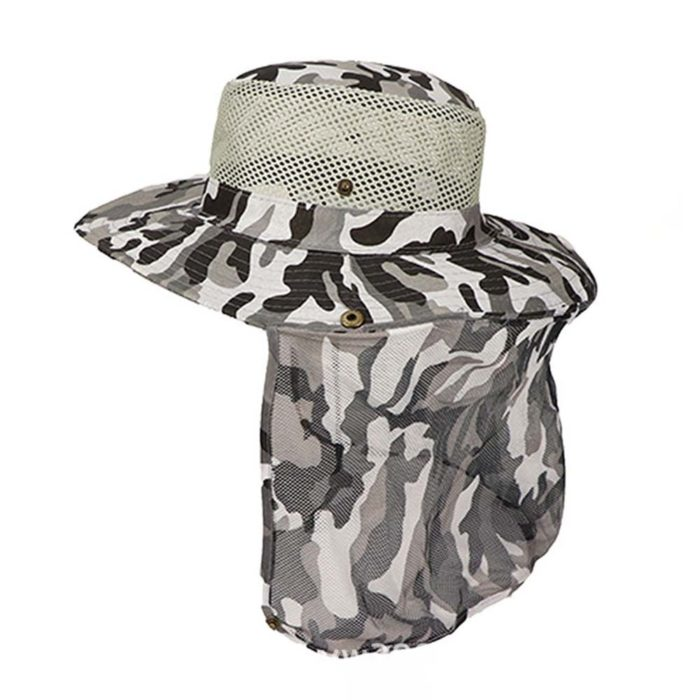 Fishing Hat Outdoor Wide Brim Cap