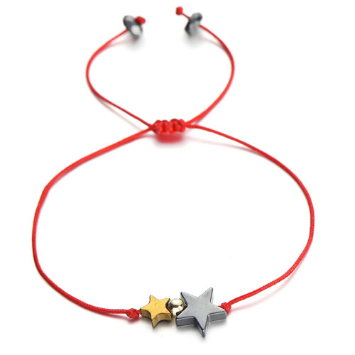 Friendship Bracelets Double Star Bracelet