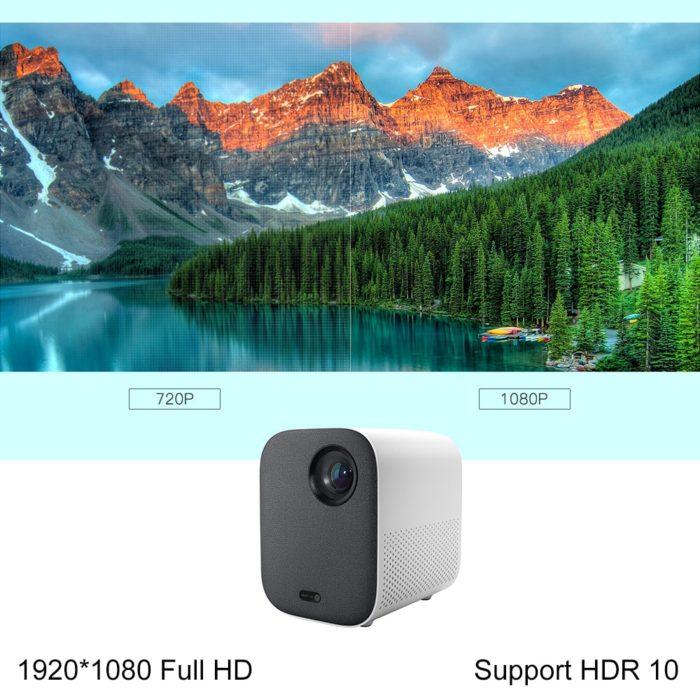 Mini HD Projector Portable Display