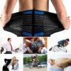 Lower Back Support Lumbar Brace