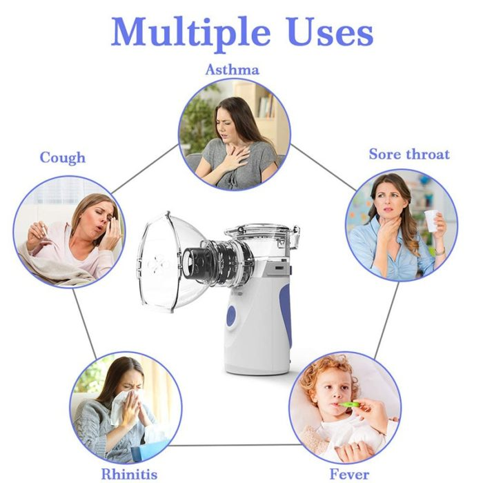 Portable Nebulizer Machine Handheld Device