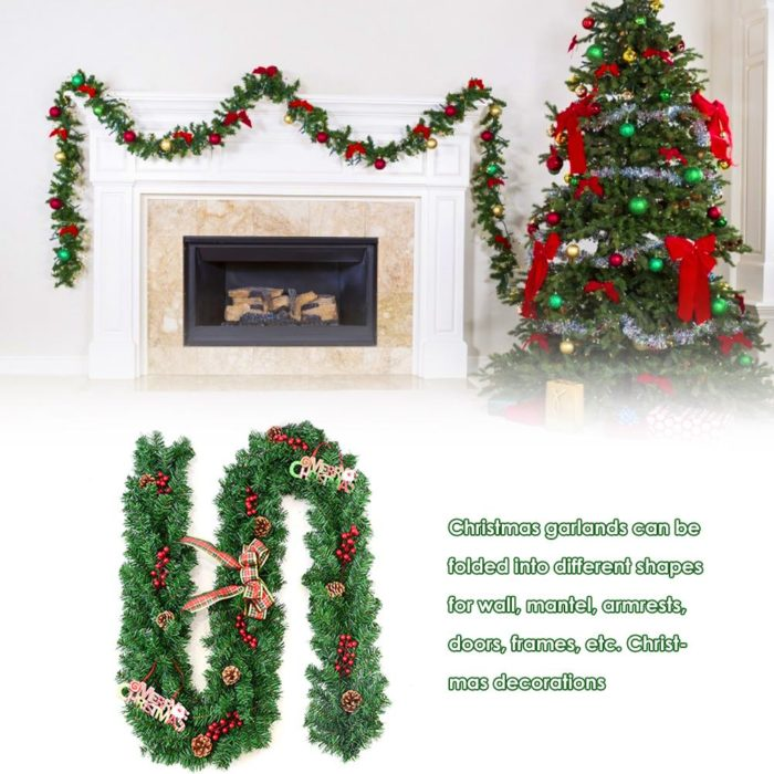 Christmas Garland Home Decoration