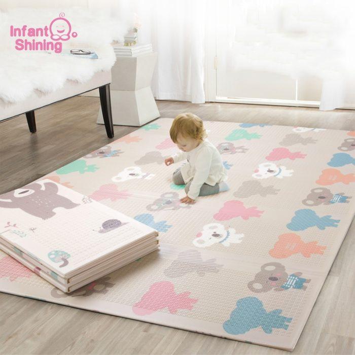 Activity Play Mat For Children