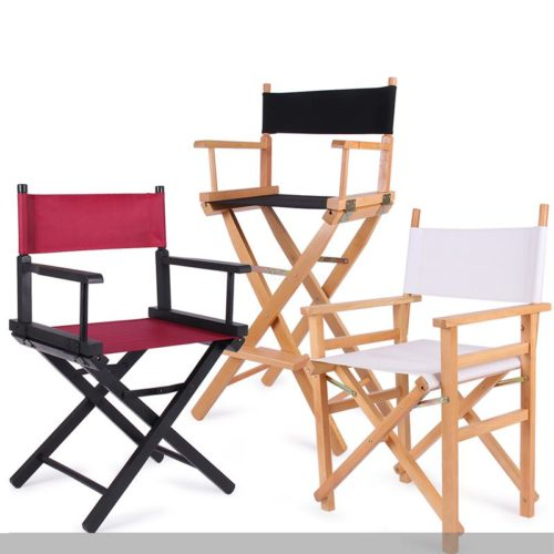 Folding Directors Chair Multi-Purpose Chair