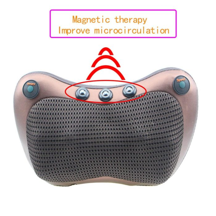 Massage Pillow Relaxation Therapy with Heater