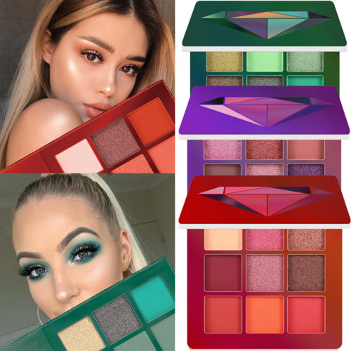 Makeup Palette Eyeshadow Cosmetics