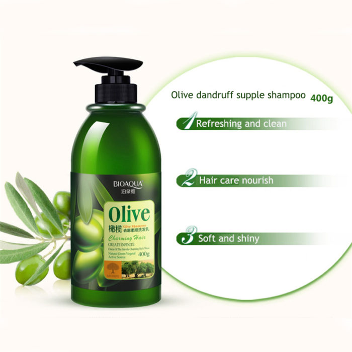 Olive Oil For Hair Care 4pcs/set