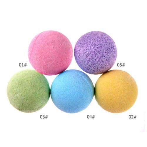 Bath Balls Bubble Shower Bomb