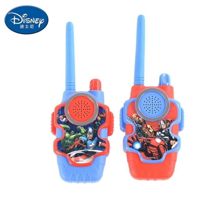 Walkie Talkie Toy Cartoon Design