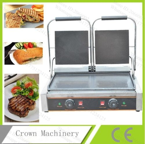 Panini Machine Electric Double Press