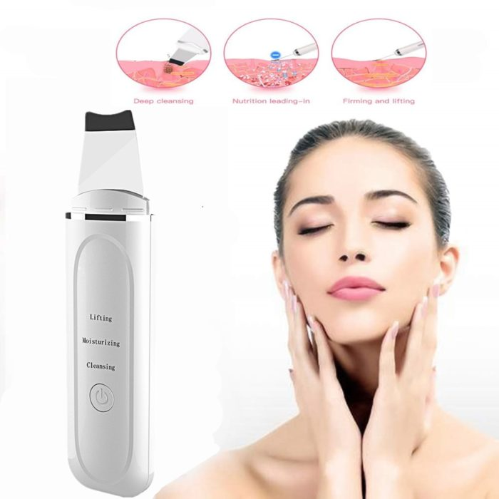 Ultrasonic Face Cleaner and Face Massager
