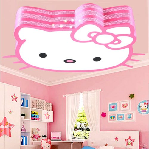 Decorative Ceiling Light Hello Kitty Design