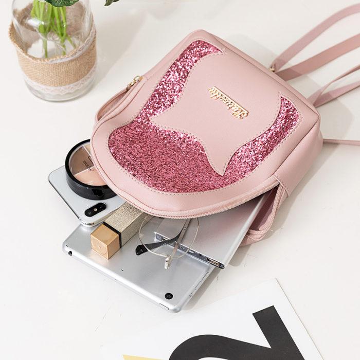 Cute Mini Backpack Fashionable Bag