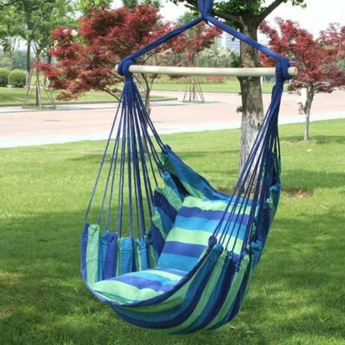 Outdoor Hammock Chair Hang Swing