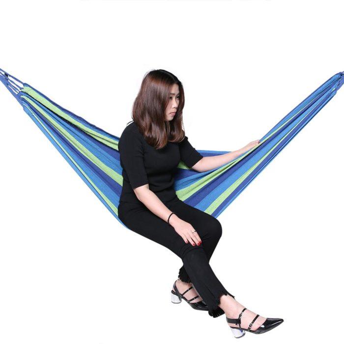 Outdoor Hammock Chair Hang Swing