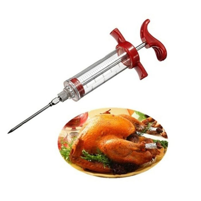 Turkey Injector Stainless Steel Tool
