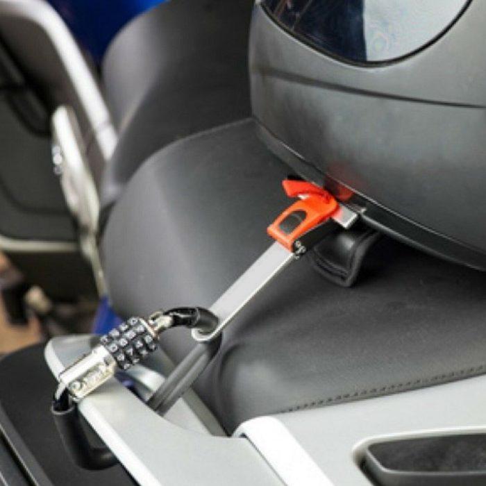 Motorcycle Helmet Lock 3-Digit Code
