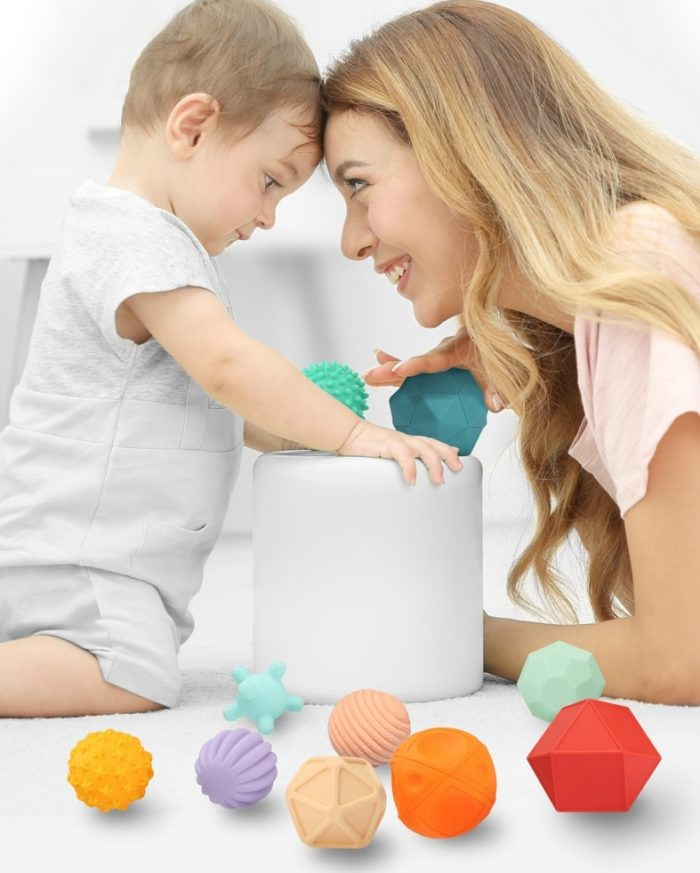 Sensory Balls Textured Toys For Kids