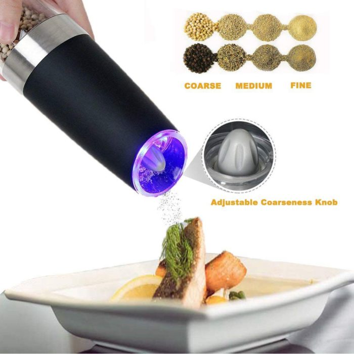 Electric Pepper Grinder Kitchen Tool