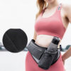 Hydration Belt Sports Waistband with Pouch