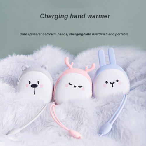 Pocket Warmer Power Bank