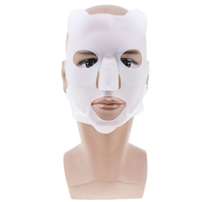 Silicone Face Mask Reusable Beauty Tool