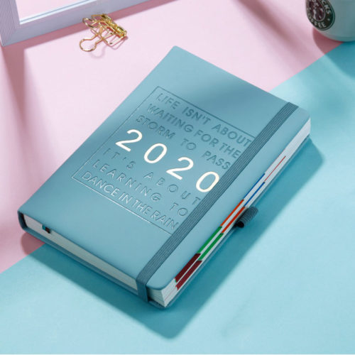 Planner 2020 Journal Notebook