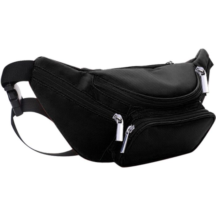 Belly Bag Multi-Pocket Fanny Pack