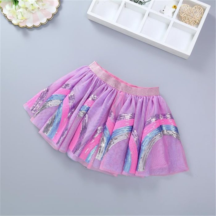 Girls Tulle Skirt Stylish Tutu
