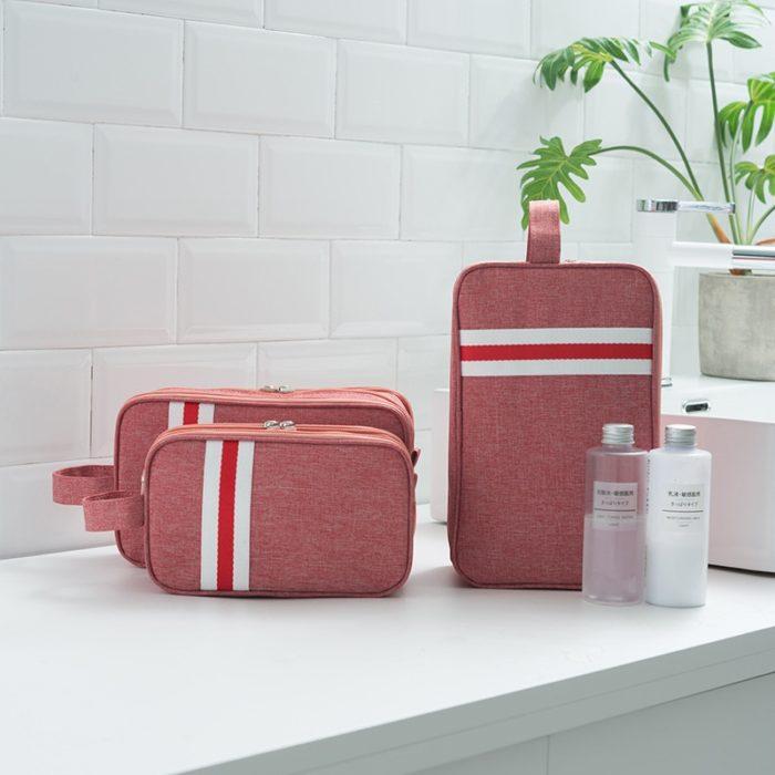 Cosmetic Travel Case Toiletry Organizer